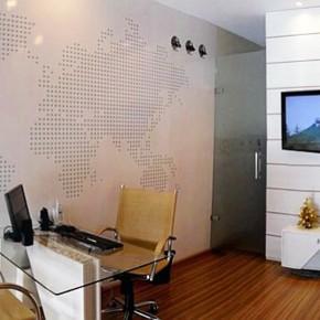 Adaptacao de sala comercial Cays Turismo e TKA Viagens