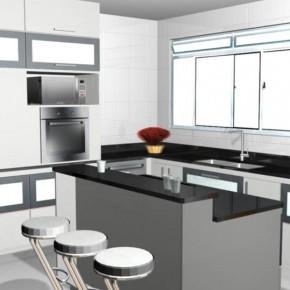 Reforma de cozinha planejada
