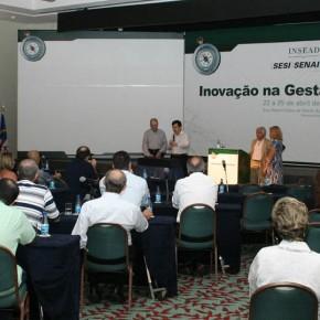 Palestras e Curso INSEAD Pernambuco 2008