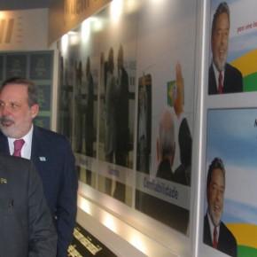 Ordem do Merito Industrial ao Presidente Lula